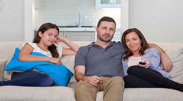 American Adults media watching pattern