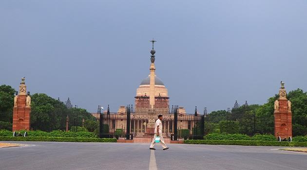 Raisina Hill photography by Ranadeep Ghosh