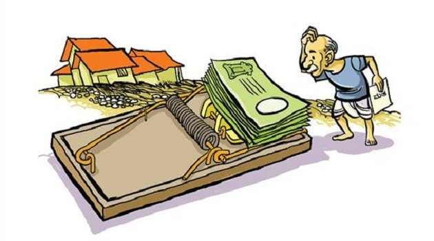 election commission cash seizure bribes