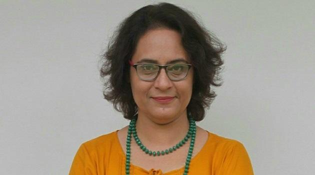 Geetanjali Kaul, CEO & Creative Director G Caffe