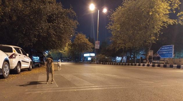India lockdown because of Coronavirus