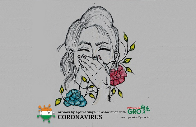 Coronavirus Artwork