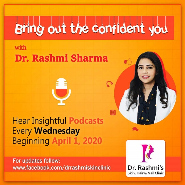 Podcast by Dr Rashmi Sharma