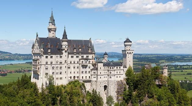 German state of Bavaria under lockdown
