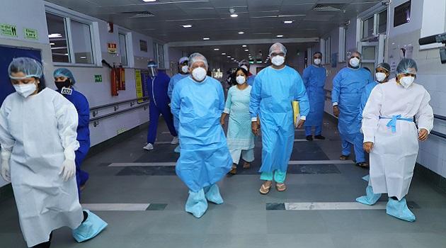 Indian response to COVID-19 corona virus disease