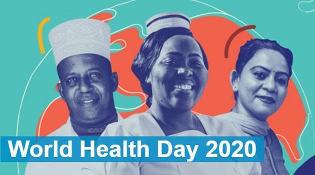 World Health Day Nurse report