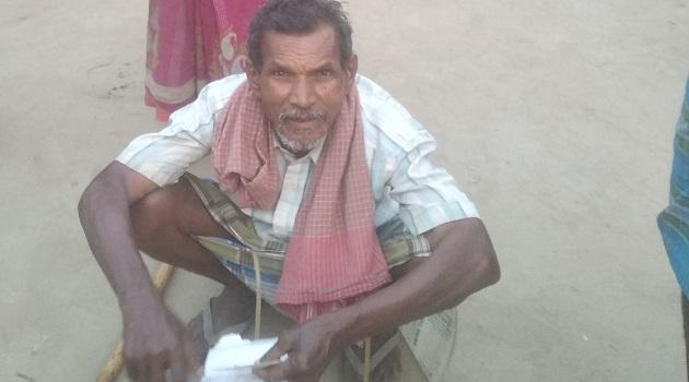poor villagers in bihar