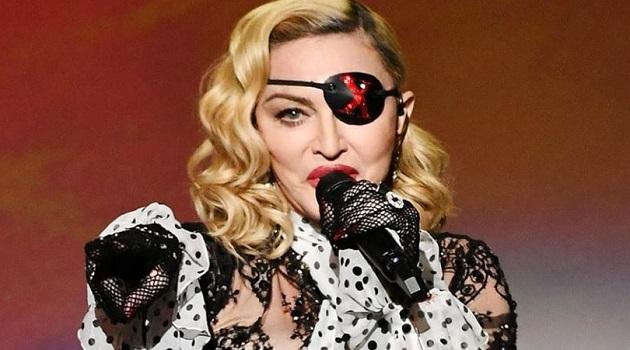 Madonna pop star