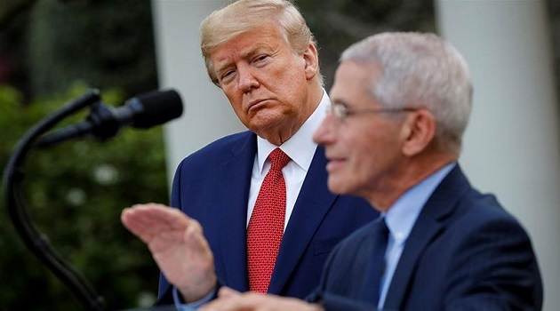 Dr. Anthony Fauci has served as an advisor to every US president since Ronald Reagan. He has warned of serious consequences if the US reopens before building capacity to deal with new COVID-19 outbreaks.