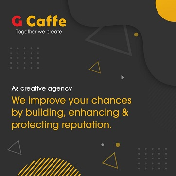 G Caffe creative agency branding solutions reputation