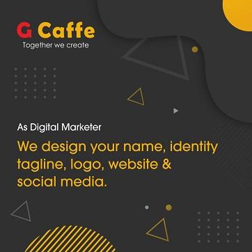 G Caffe creative agency for branding and digital marketing in NCR Delhi Noida Gurugram Gurgaon Ghaziabad